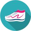 Icon showing a trainer