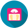 Icon to show weightloss