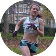 Lucy Robinson, Female Endurance Runner
