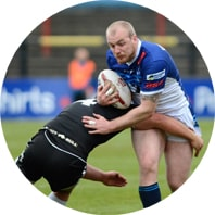 Picture of Mark Applegarth, Former Wakefield Wildcats 1 st player